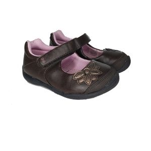 Stride Rite Shoes Size 7 Toddler  Katelyn Brown